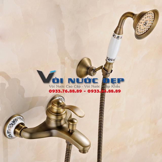 Vòi Sen Tắm Tay Cầm – VST 06