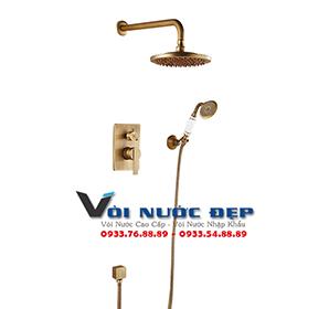 Vòi Sen Tắm Đồng Thau Âm Tường – VST 01