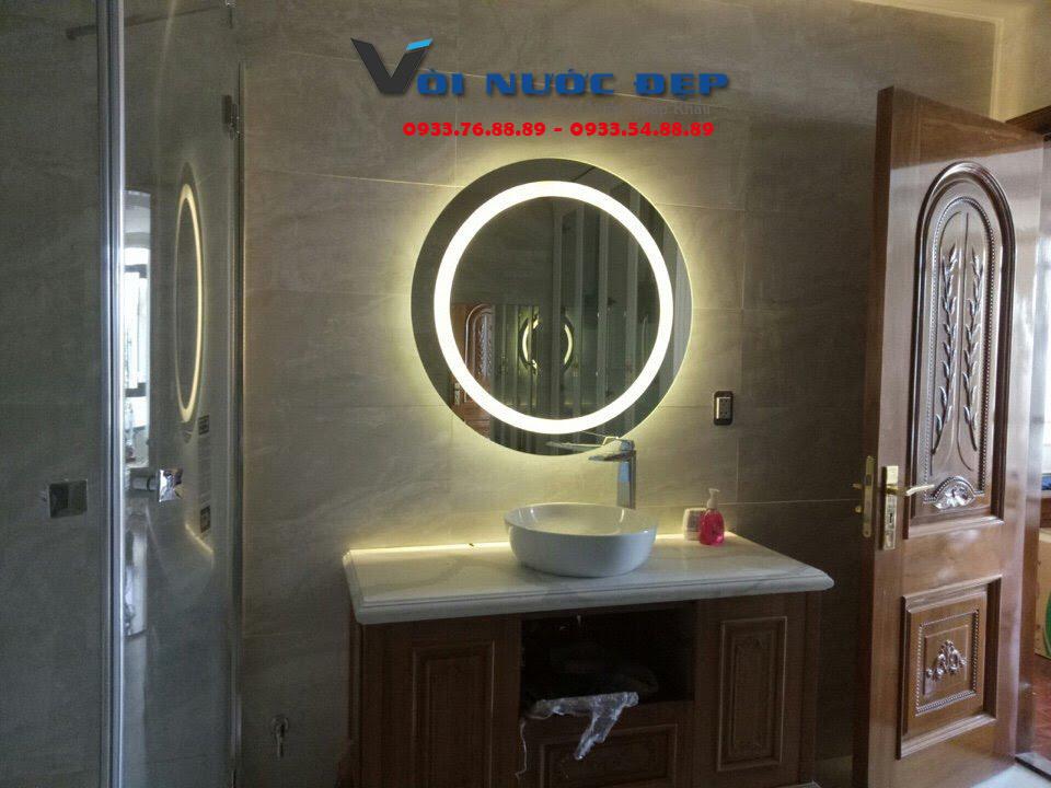 Gương Phòng Tắm Gắn LED Tại Hồ Chí Minh – GPT 05