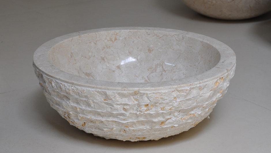 lavabo đá, lavabo đá tự nhiên, chậu rửa bằng đá tự nhiên
