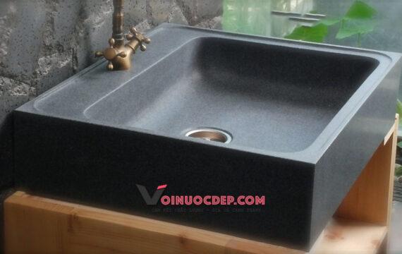 Chậu 1 bồn LAGOS đá granite – CBR 06