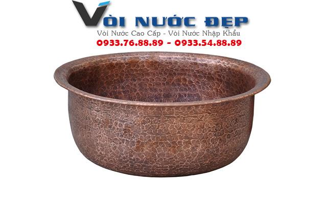 Chậu Ngâm Chân Bằng Đồng – LD 02