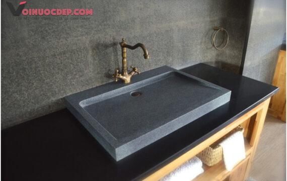 Lavabo tray SAMA đá granite – LA 72